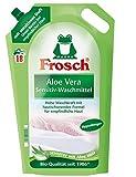 Frosch Detergente líquido de aloe vera, pack de 2, (2 x 1,8 L)
