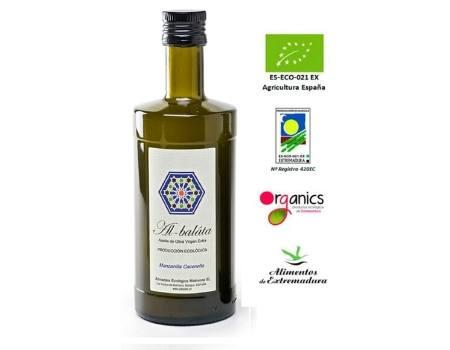 Aceite Oliva Virgen Extra Premium AOVE Gourmet Ecológico 500ml