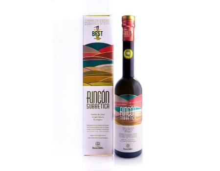 Aceite Oliva Virgen Rincon de la Subbética Ecológico 500 ml