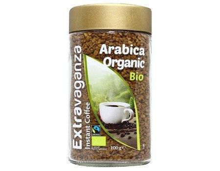 Cafe Soluble ecologico Extravaganza 6 unidades de 100 gr