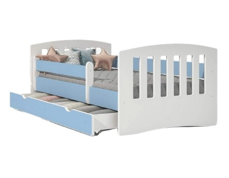 cama infantil pintura ecologica
