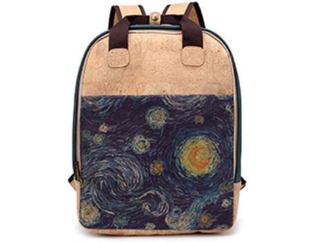 mochila corcho ecologica