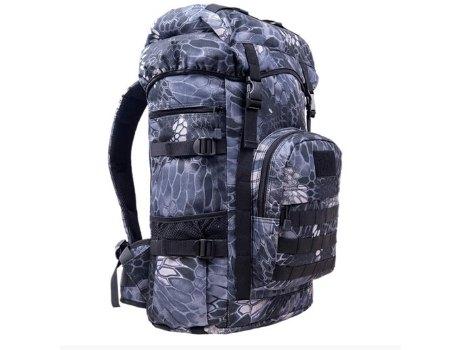 mochila ecologica alpinismo 50L