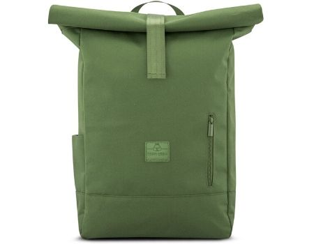 mochila ecologica verde 22L