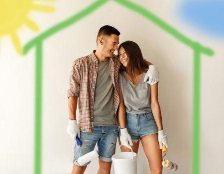 pintura ecologica hogar