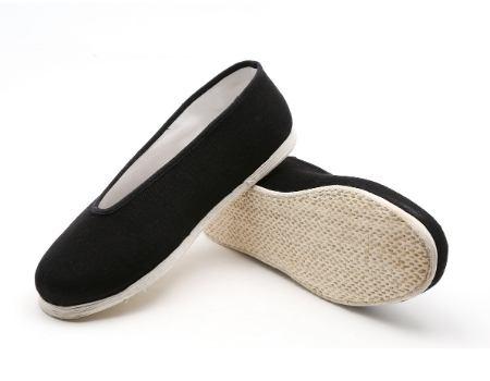 par de zapatos ecologicos