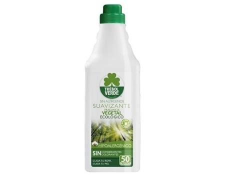 Suavizante vegetal ecologico trebol verde 1L