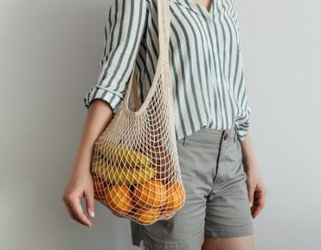 bolsa ecologica malla