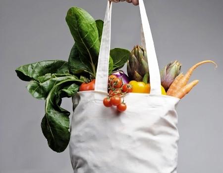 bolsa ecologica tela