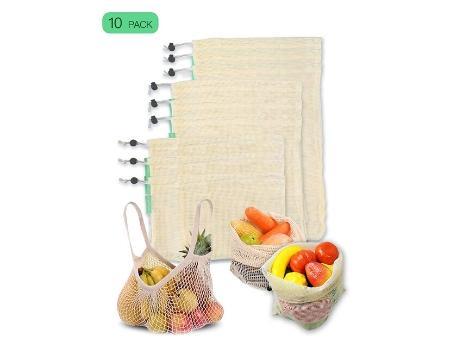 bolsas ecologicas algodon frutas librebpa