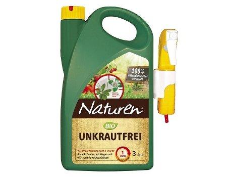 herbicida naturen ecologico
