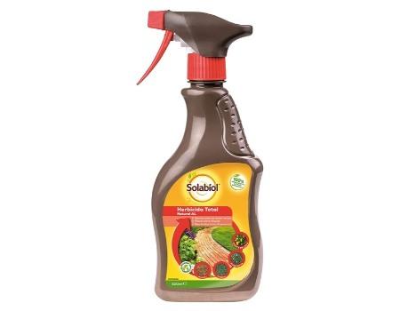 herbicida solabiol organico pulverizador spray