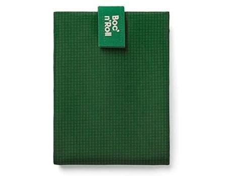bolsa ecologica merienda verde