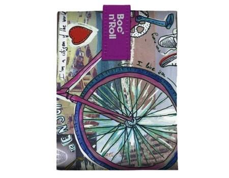 bolsa ecologica merienda bici