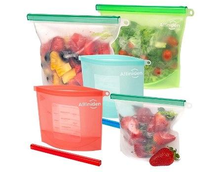 bolsas ecologicas reutilizables color