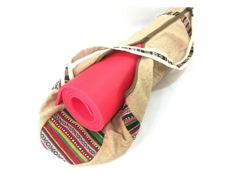 bolso yoga hecho a mano ecologica