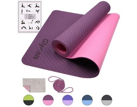colchoneta yoga impermeable ecologica