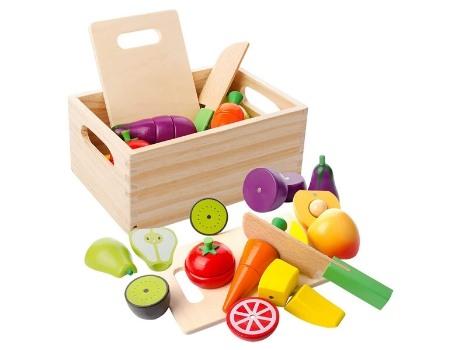 juguete ecologico fruta