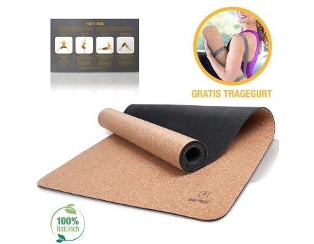 mat yoga corcho biodegradable