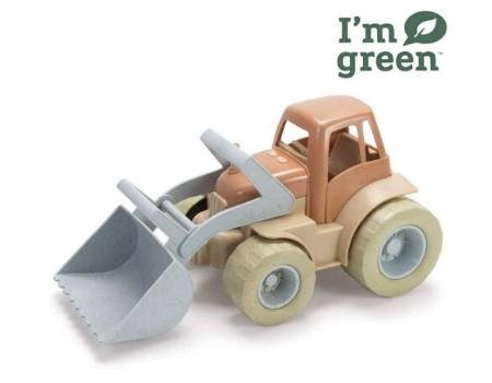 vehiculo ecologico bioplastico